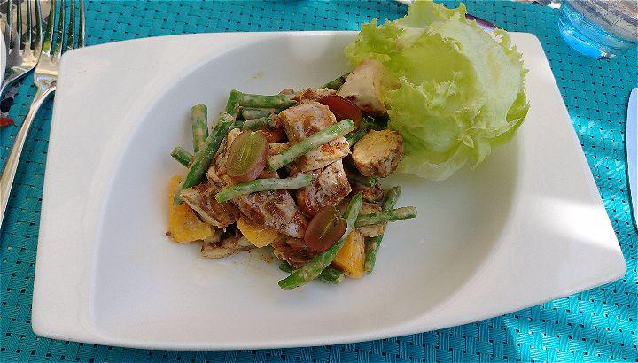 Canjun Chicken salad